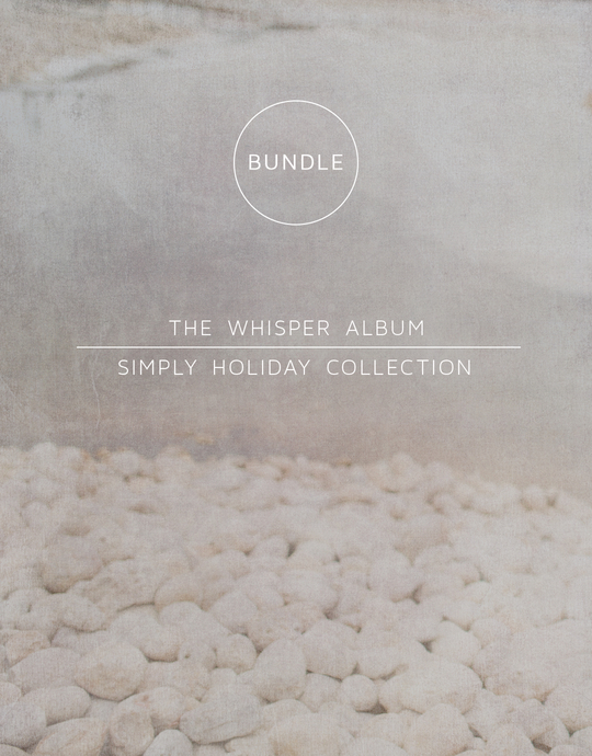 Whisper Album & Holiday