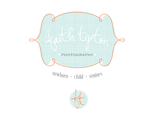 Faith Tipton pre-made logo