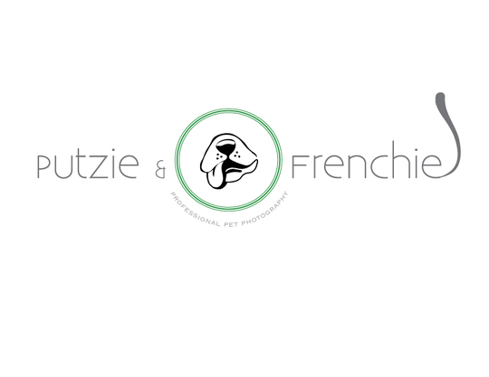 Putzie & Frenchie pre-made logo