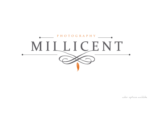 Millicent pre-made logo